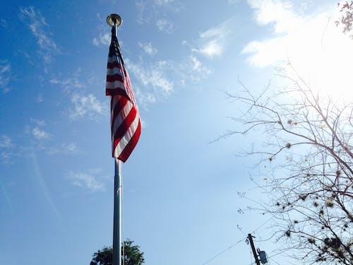 美國國旗 的 免費圖庫相片