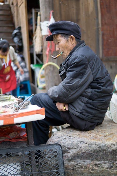 คลังภาพถ่ายฟรี ของ streetphotography