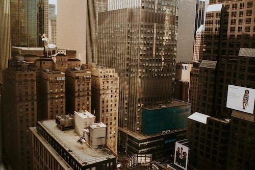 コンテンポラリー, シティ, ダウンタウン, ビジネスの無料の写真素材
