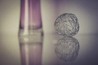 art, purple, abstract