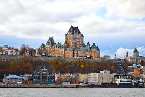 Gratis lagerfoto af Canada, chateau frontenac, quebec