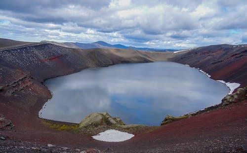 Kostenloses Stock Foto zu berg, blau, island, natur