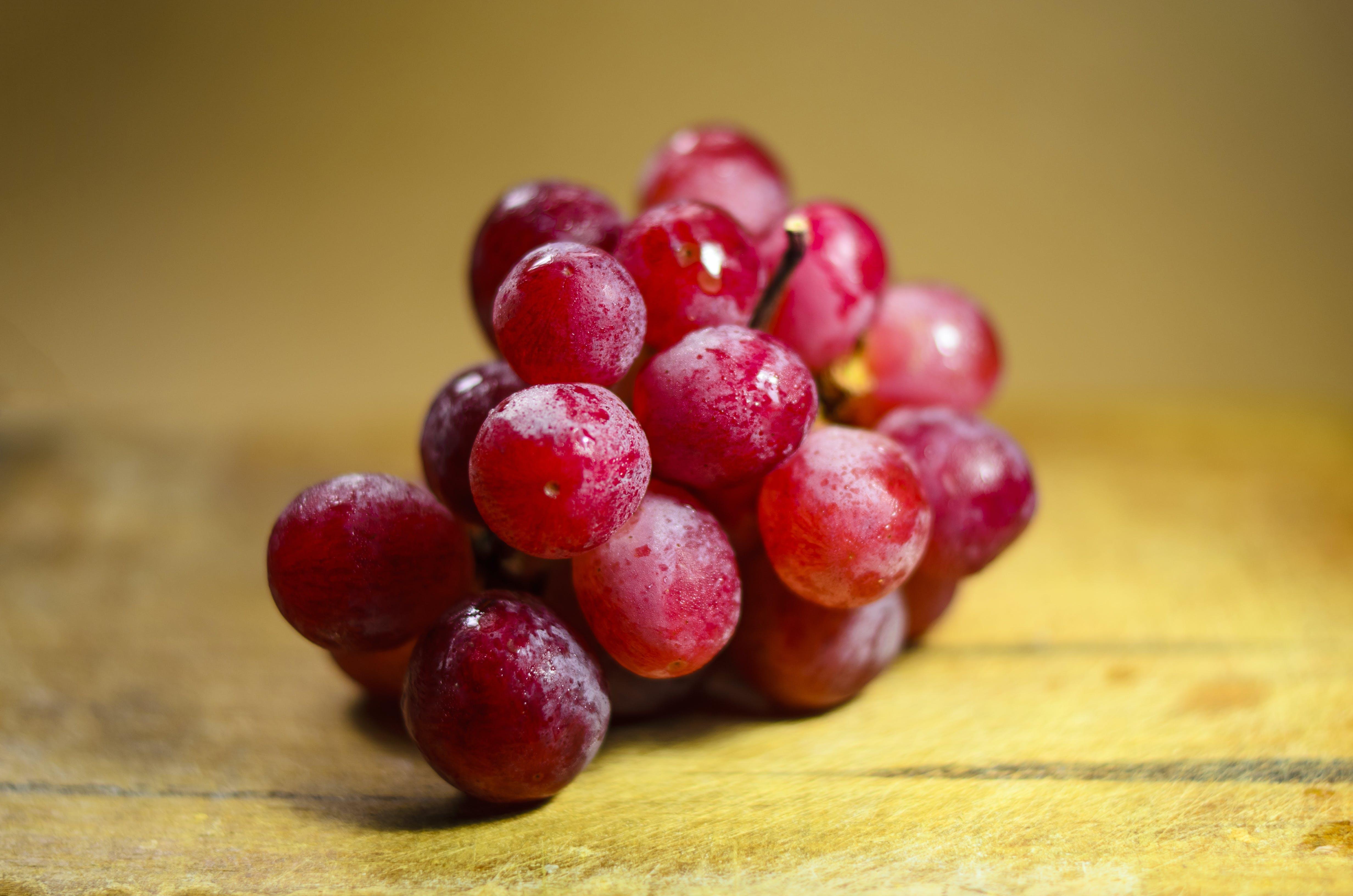 bunch, fruit, grapes