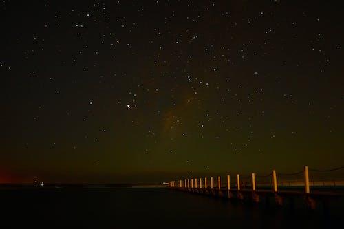 Kostenloses Stock Foto zu astro, astrofotografie, galaxie, milchstraße