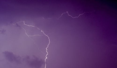 Free stock photo of cloud, clouds, dark, lightning
