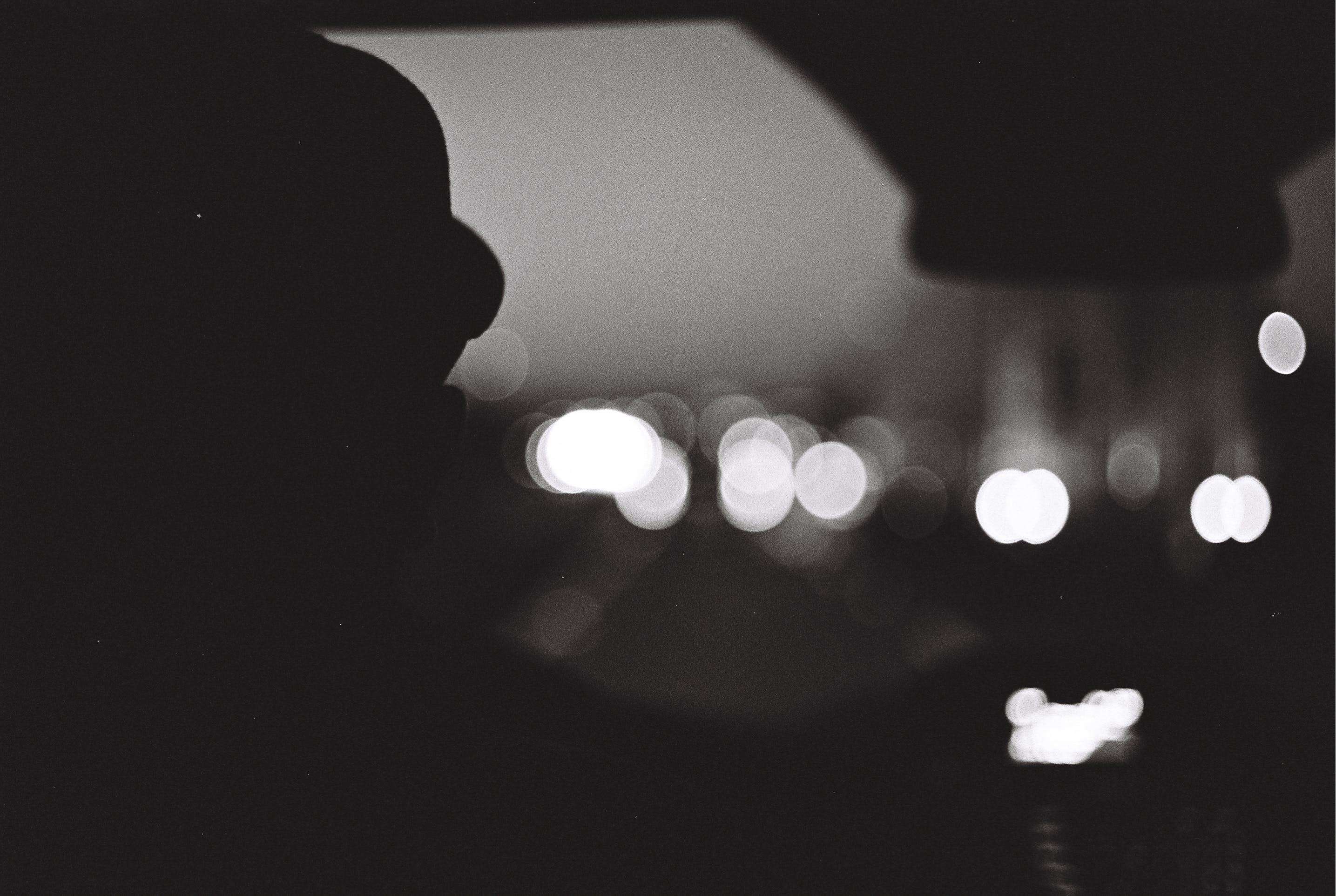 Gratis lagerfoto af bokeh, før daggry, mørk, tidligt om morgenen