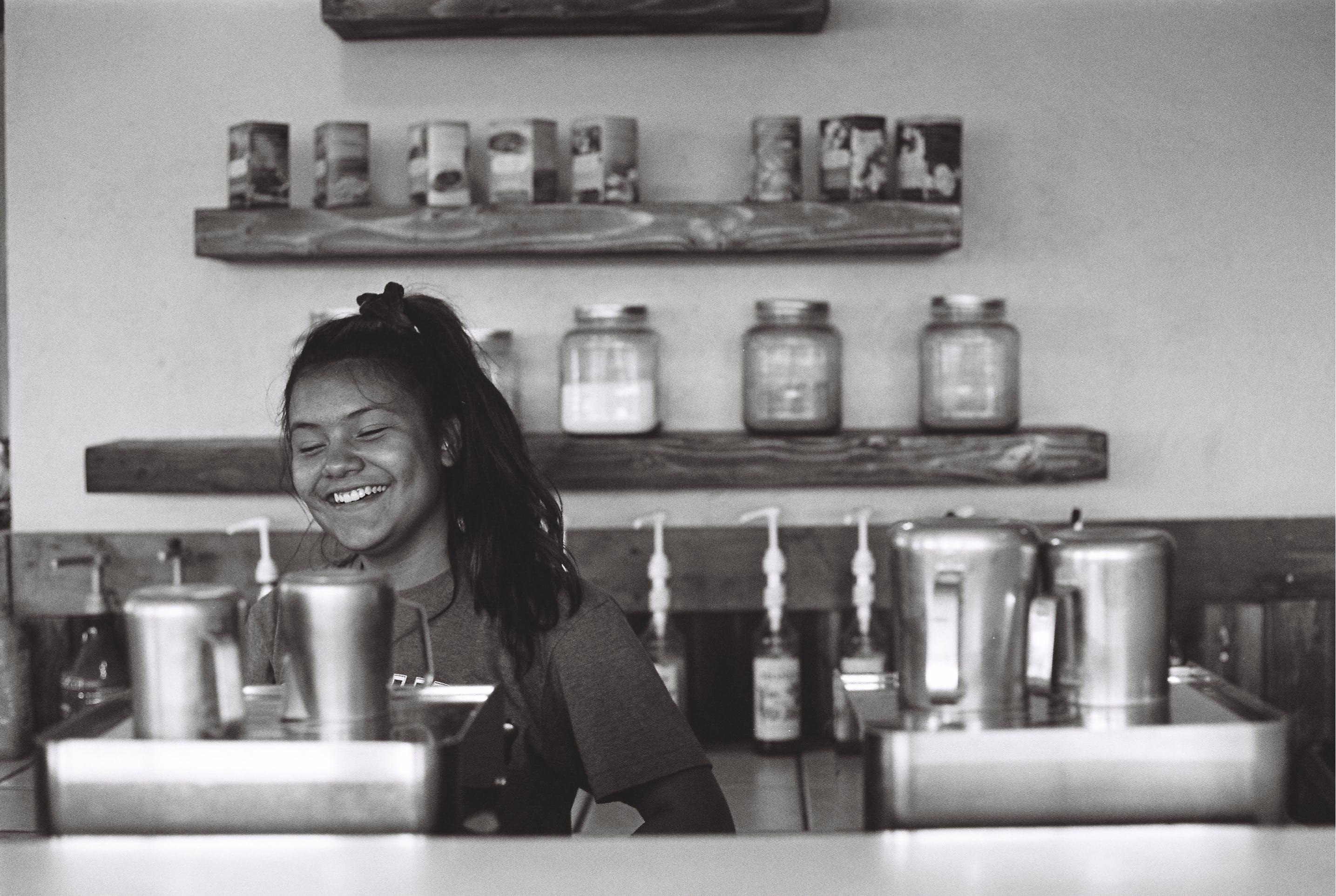Gratis lagerfoto af barista, kaffe