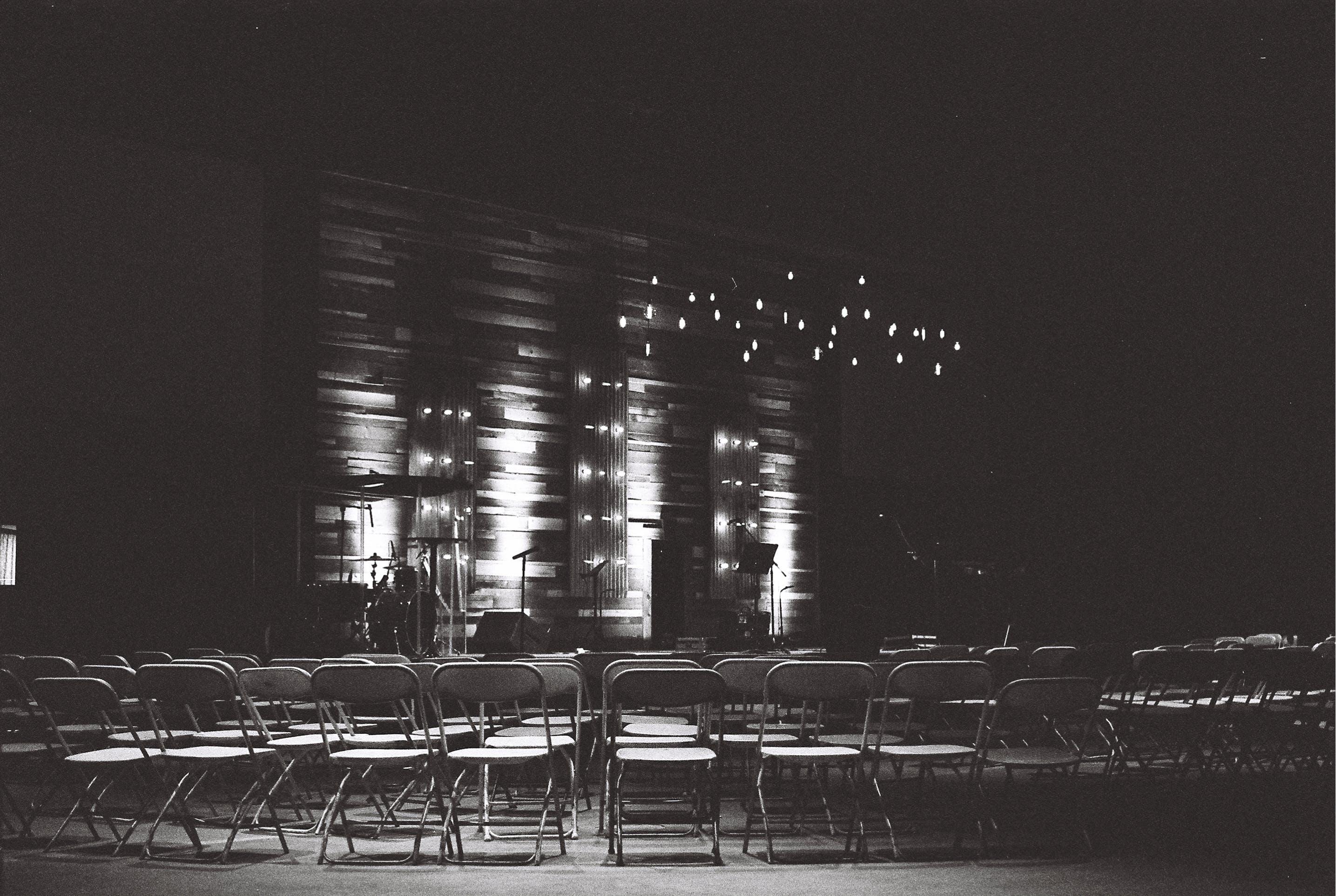 Gratis lagerfoto af arkitektur, auditorium, by, bygning