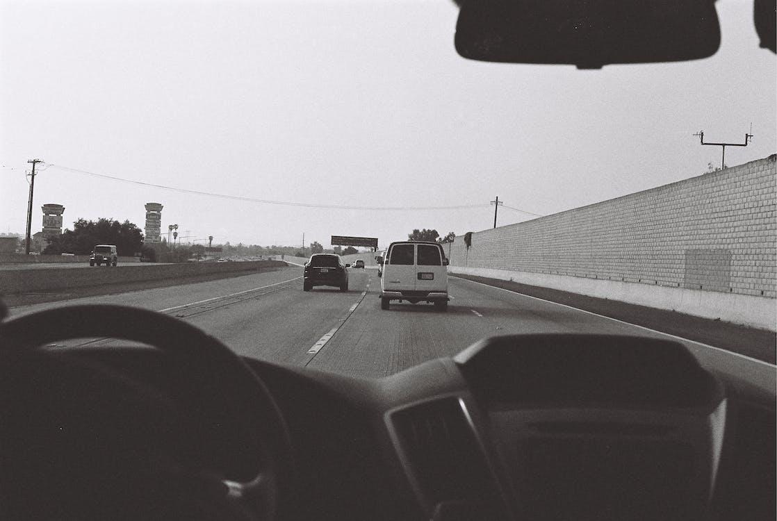 körning, motorväg