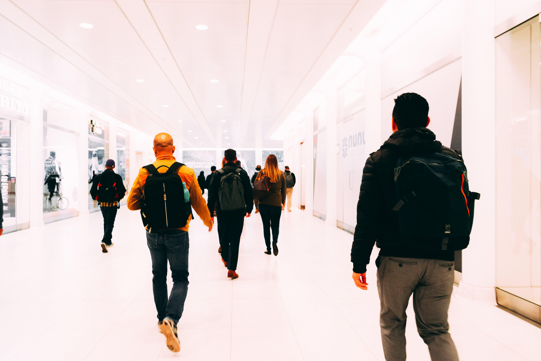 Foto d'estoc gratuïta de adults, aeroport, arquitectònic, arquitectura