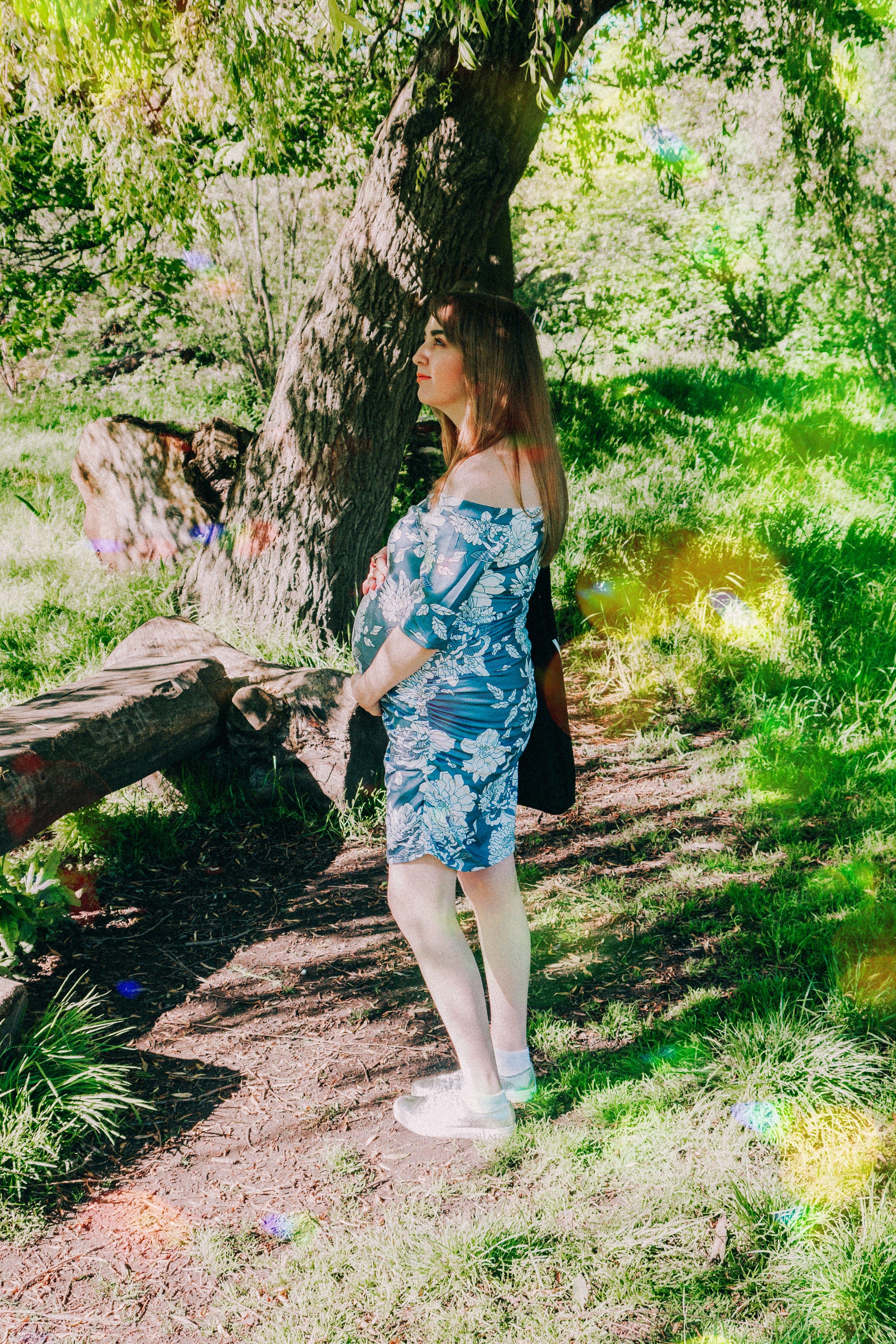 Immagine gratuita di abito, alberi, bellissimo, donna
