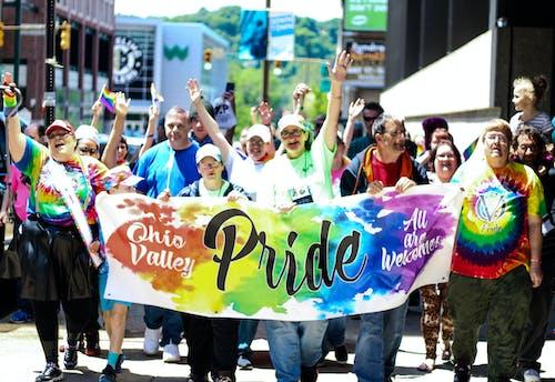 Бесплатное стоковое фото с гей, Гей-Прайд, гордость, группа