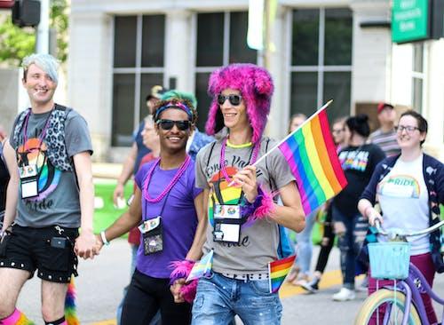 Δωρεάν στοκ φωτογραφιών με Gay Pride, ketchum, ketchumcommunity, lgbt