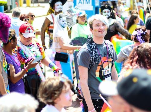 Foto d'estoc gratuïta de carrer, celebració, colorit, desfilada