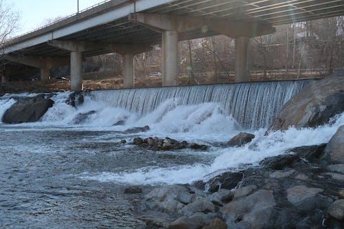 Fotos de stock gratuitas de cascada, caudal, corriente