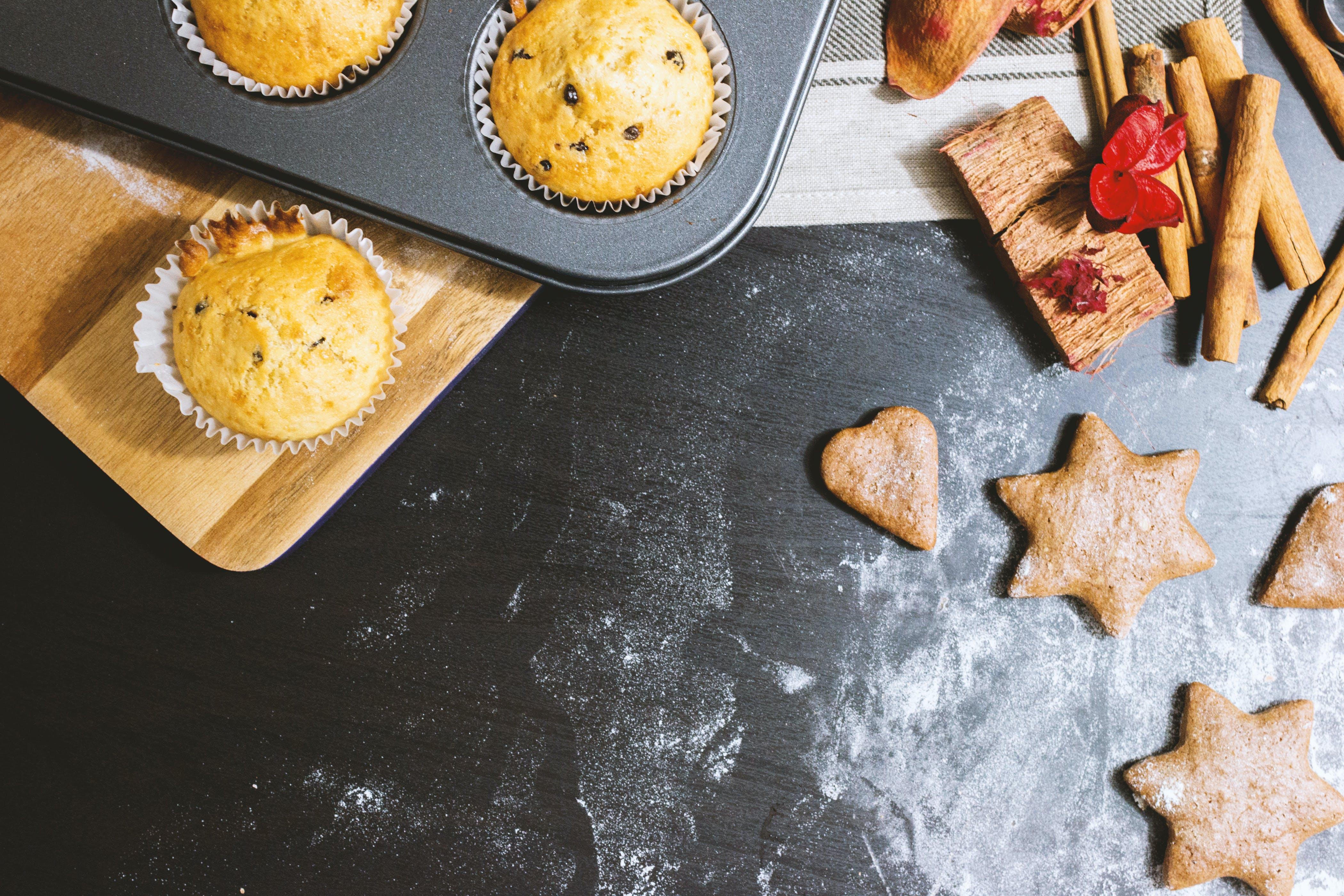baked, bakery, baking