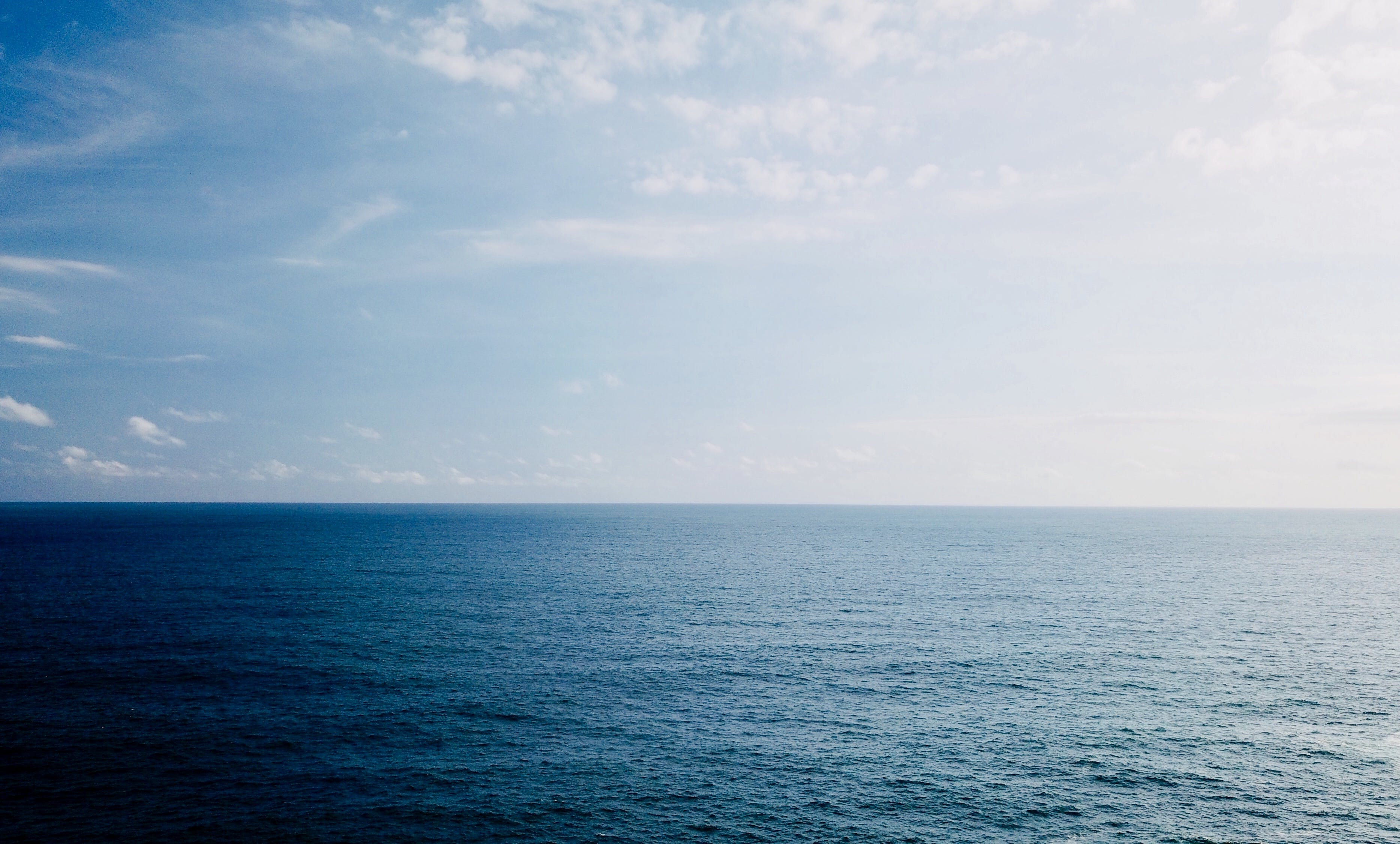 Ocean during Day