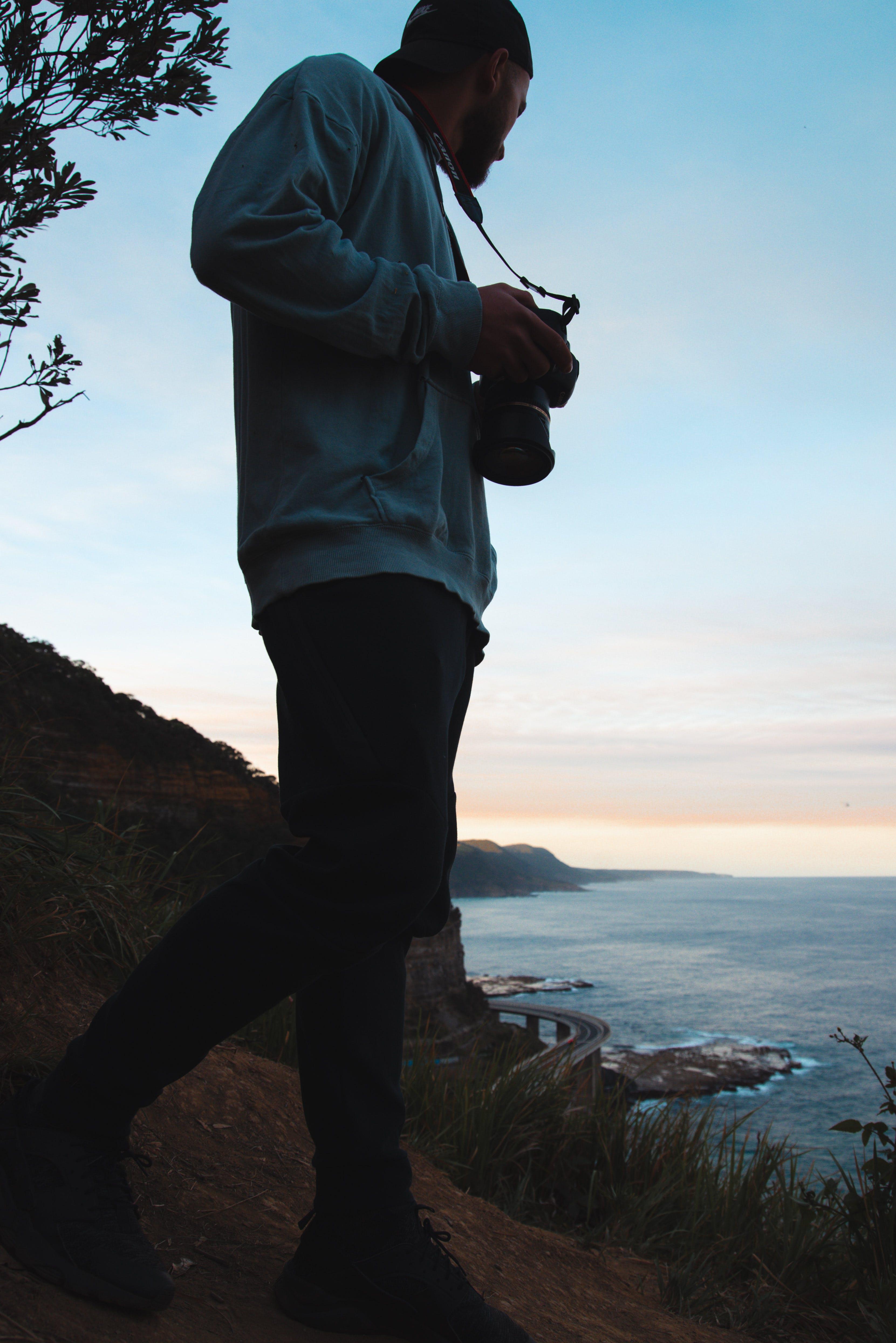 Δωρεάν στοκ φωτογραφιών με Αυστραλία, δύση του ηλίου, κάμερα, πεζοπορία