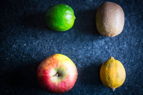 Free stock photo of apple, arranged, blur, citrus