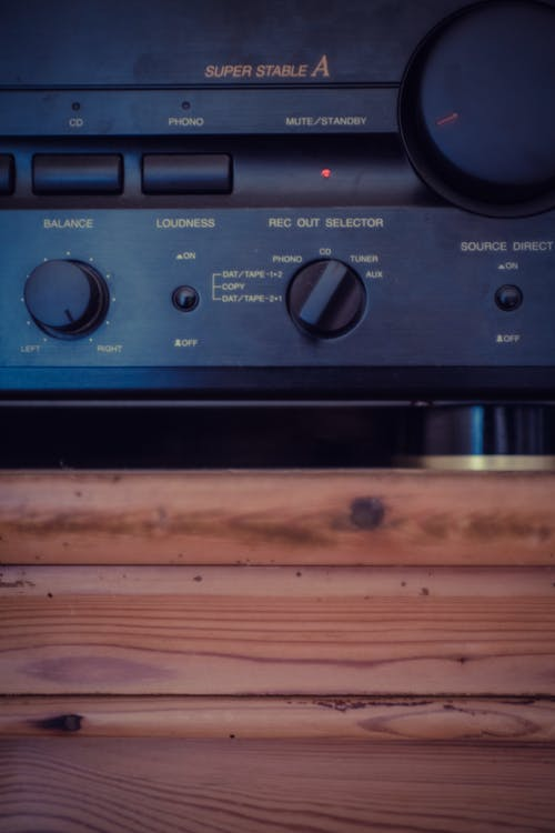 Free stock photo of amplifier, Analogue, audio