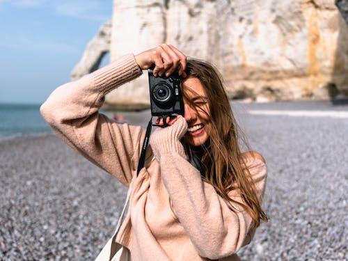 คลังภาพถ่ายฟรี ของ กล้อง, การถ่ายภาพ, การพักผ่อนหย่อนใจ, ข้างนอก