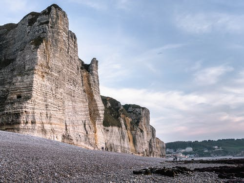 Photos gratuites de ancien, architecture, bord de mer, caillou