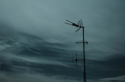 Free stock photo of aerial, clo, cloud