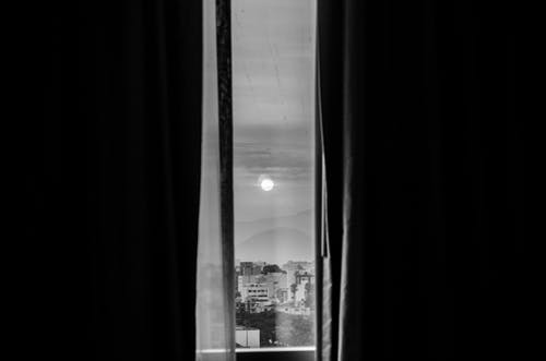 Foto profissional grátis de céu, cidade, escuro, hotel