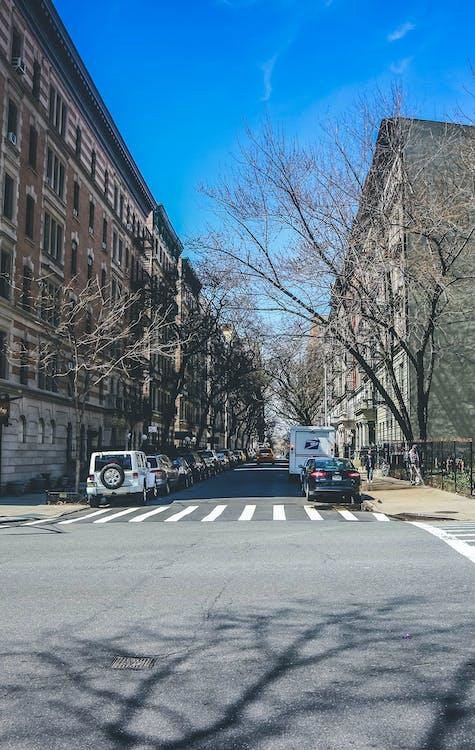 sfondo di new york city