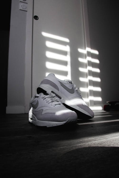 Photos gratuites de accro des baskets, air max, baskets, chaussures