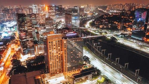 Imagine de stoc gratuită din arhitectură, centrul orașului, clădiri, drum