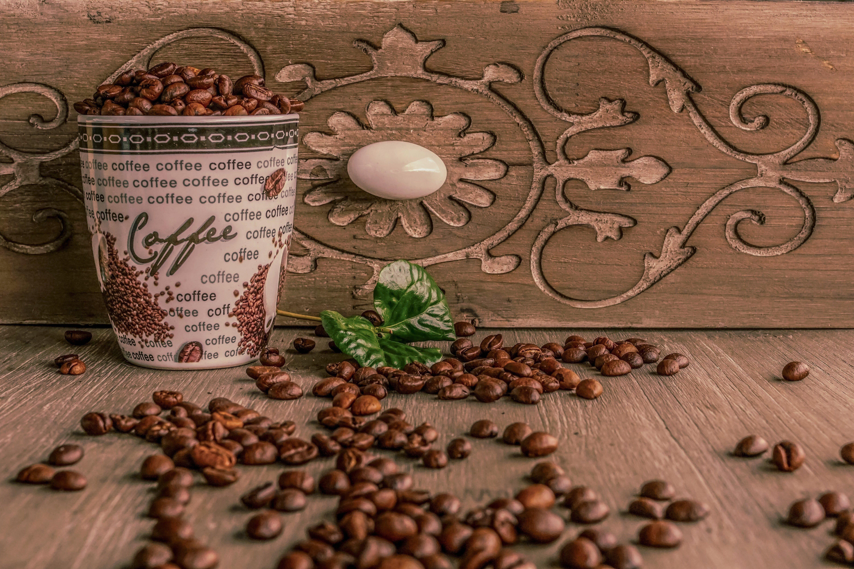 Gratis lagerfoto af aroma, aromatisk, bønner, cappuccino