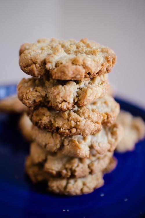 fırınlamak, Gıda, kurabiyeler, tatlı içeren Ücretsiz stok fotoğraf