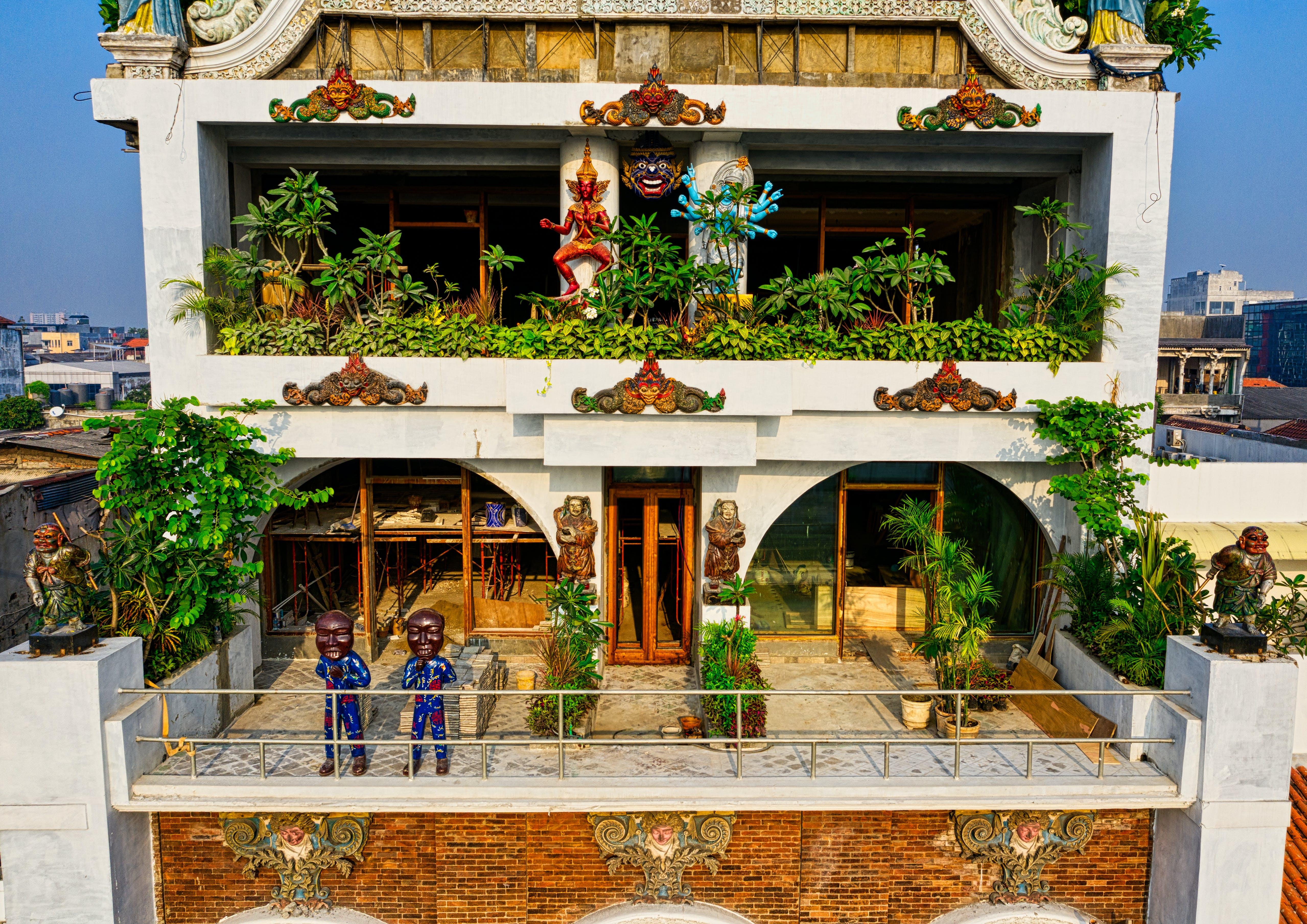 Imagine de stoc gratuită din acasă, arhitectură, balcon, călătorie