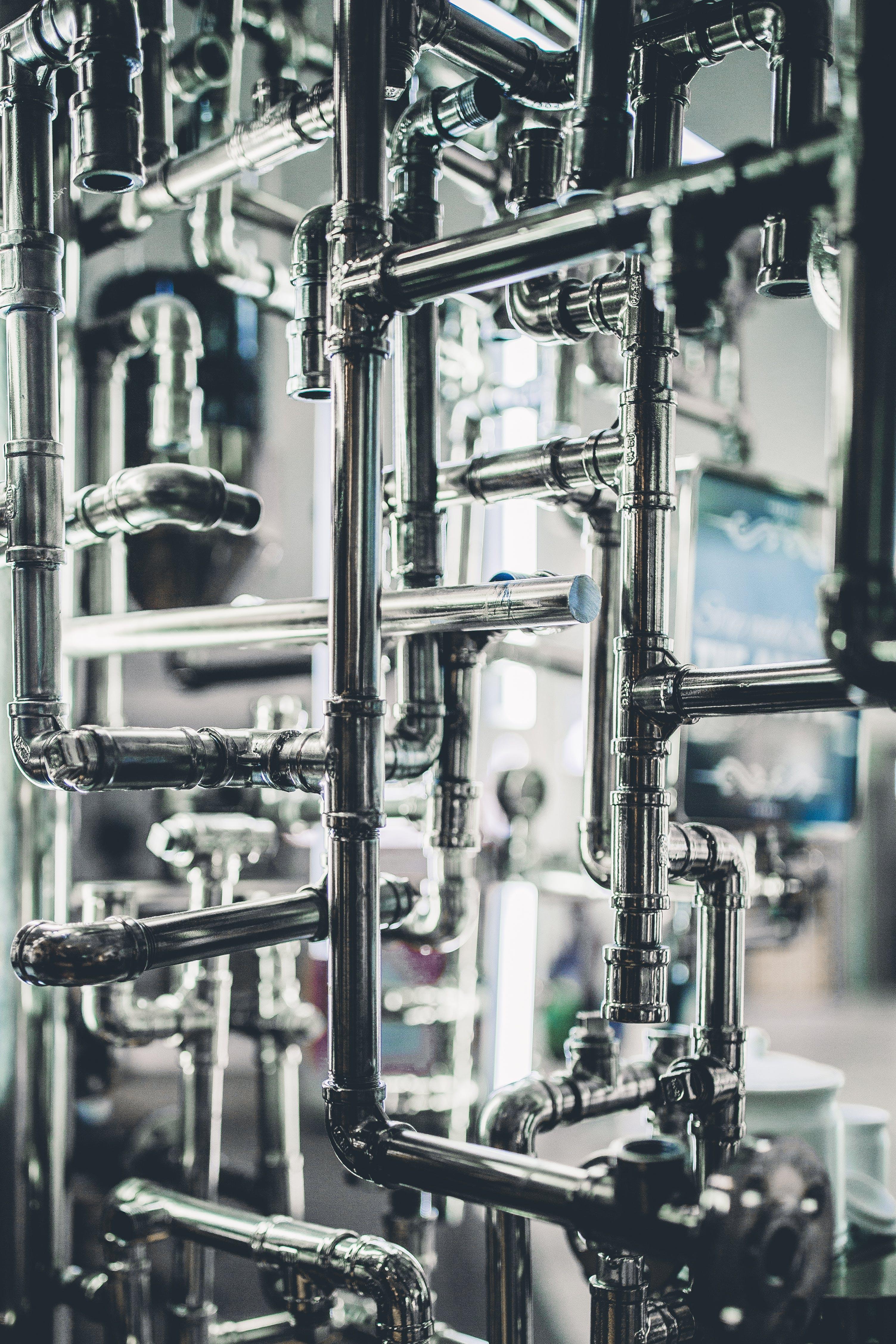 Kostnadsfri bild av fabrik, industri, industriellt maskineri, kraft