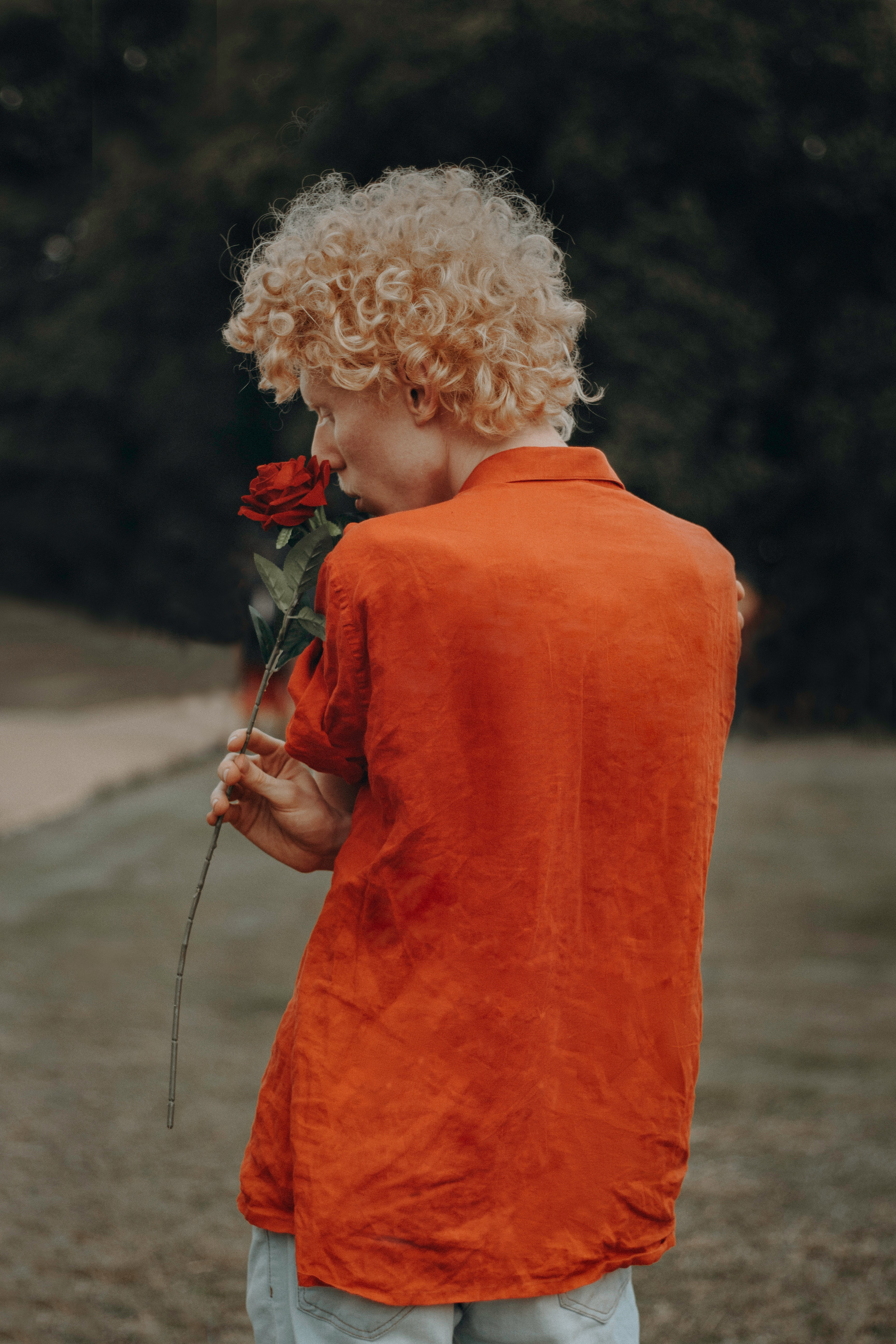 Kostenloses Foto zum Thema: freizeit, model, rose