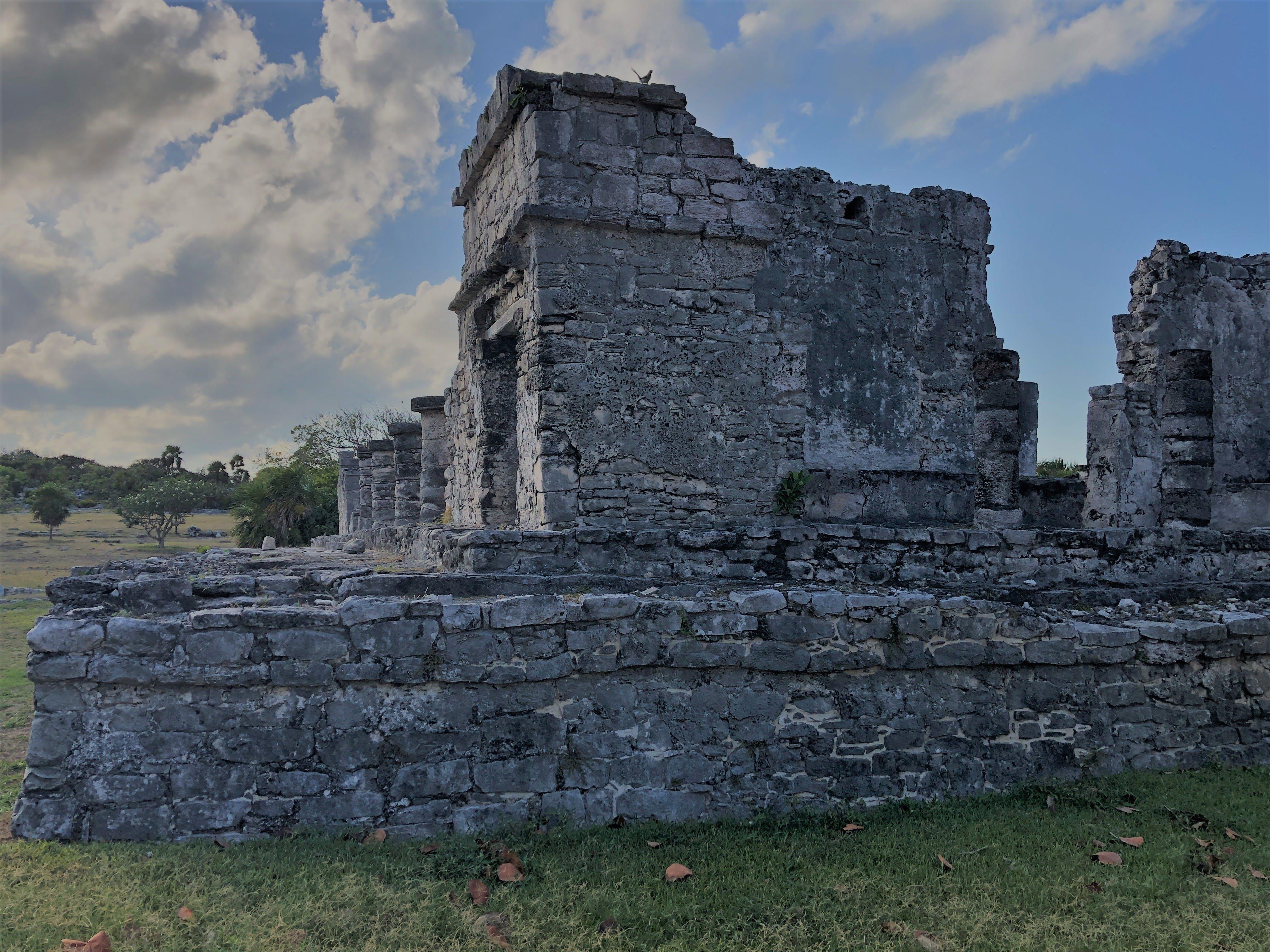 Gratis lagerfoto af mexico, ruiner, tulum, yucatan