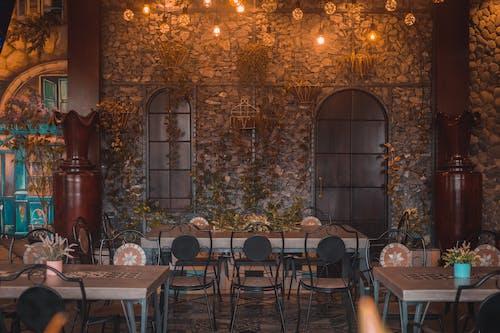 가구, 건축, 내부, 램프의 무료 스톡 사진