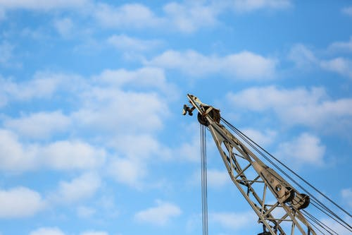 Free stock photo of clouds, crane, dream, HD