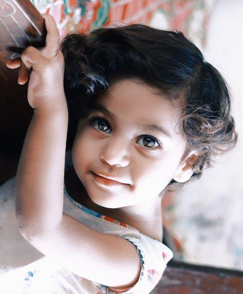 Δωρεάν στοκ φωτογραφιών με ayana gill, βρέφος, κιλό, κορίτσι μαλλιά κορίτσι