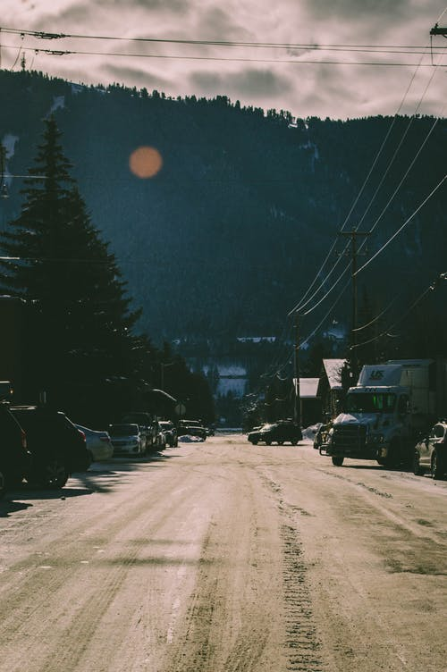 Free stock photo of afternoon, winter