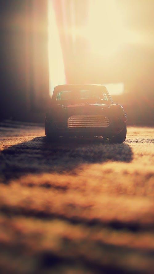 Бесплатное стоковое фото с Mini Cooper, автомобиль, журналист, игрушки