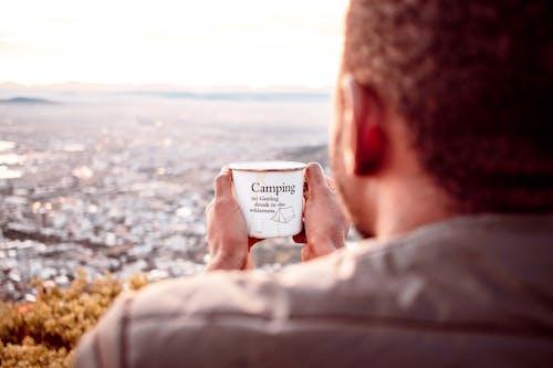 Fotos de stock gratuitas de acampada, acampando, al aire libre, beber