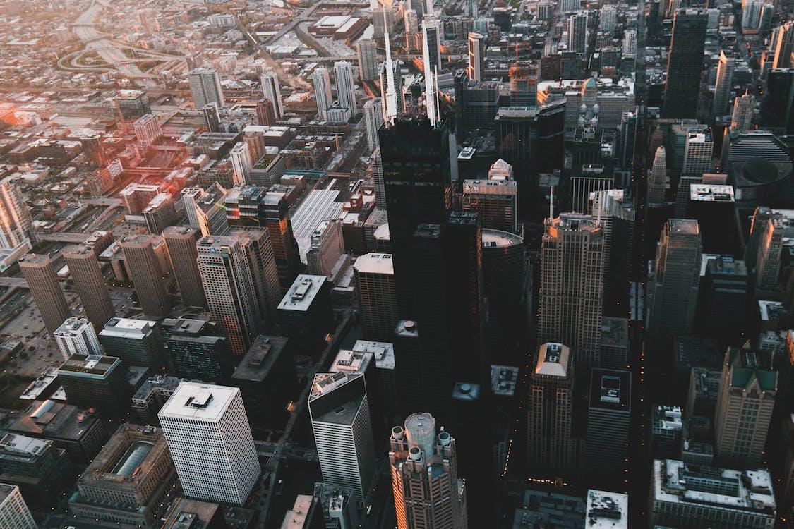 architektura, biura, biznes