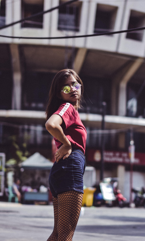 Foto d'estoc gratuïta de asiàtica, bellesa, bonic, carrer