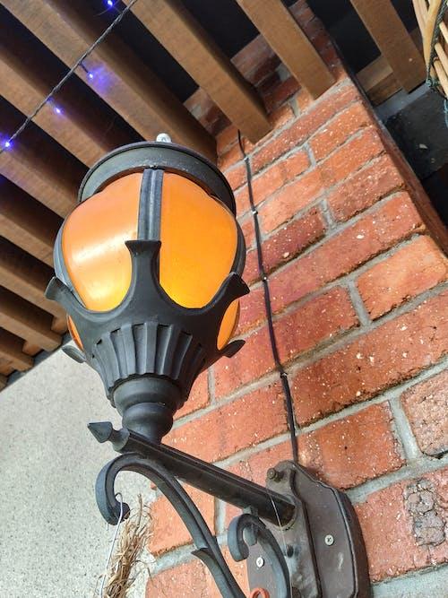 Бесплатное стоковое фото с настенный светильник