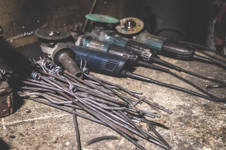 강철, 검은색, 고립된, 공예의 무료 스톡 사진