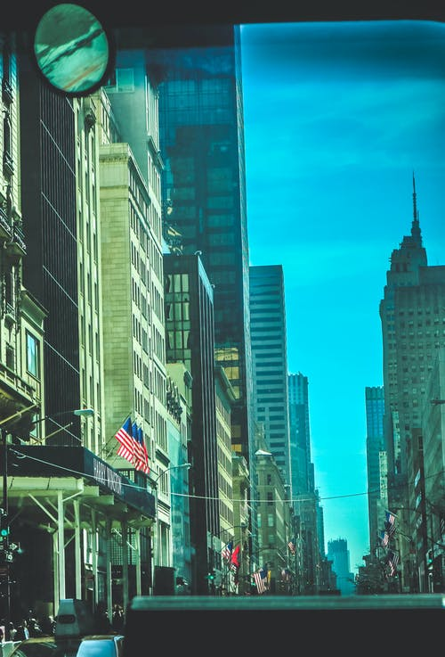 紐約城桌面 的 免費圖庫相片