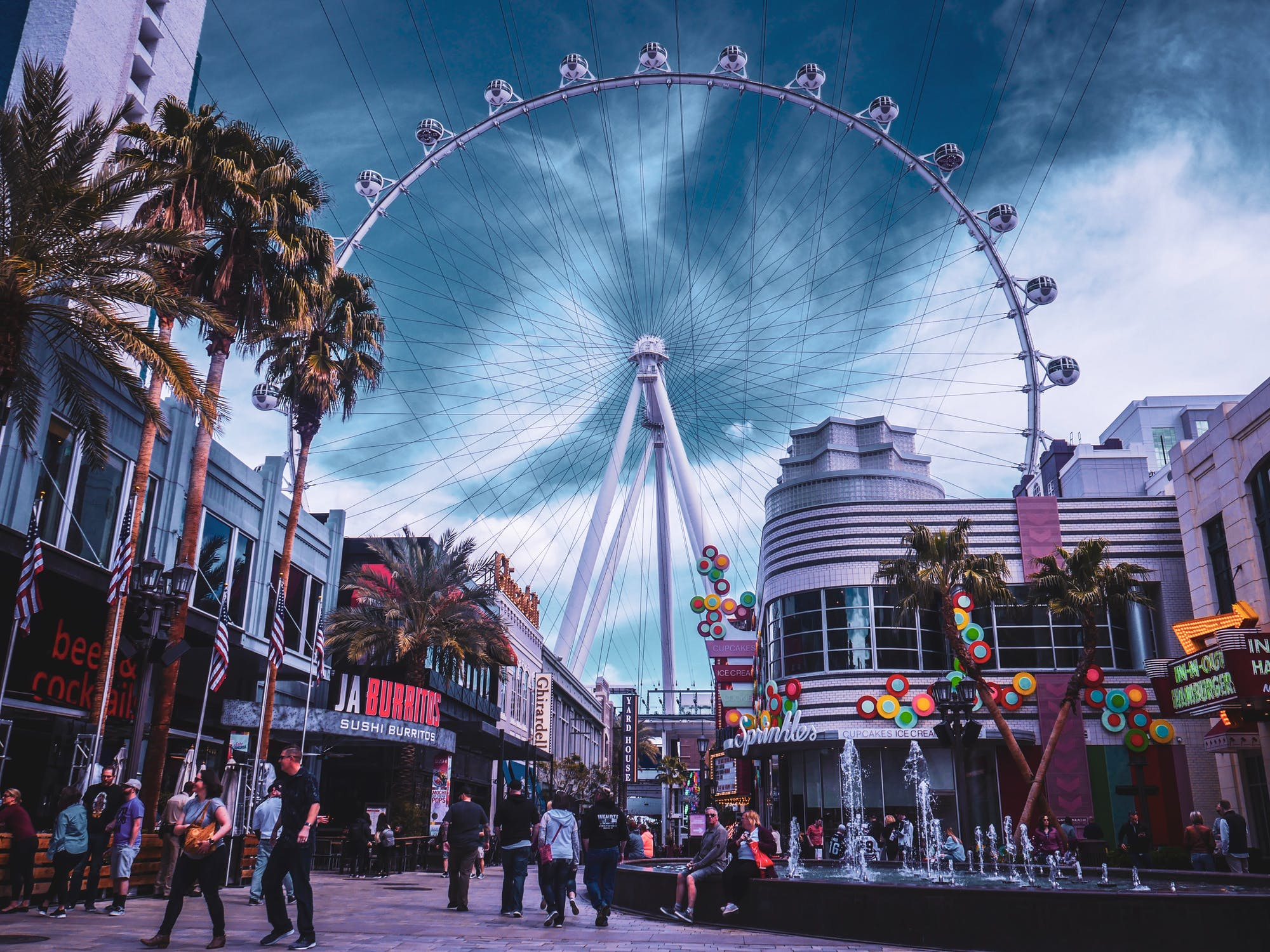 las vegas itinerary for family