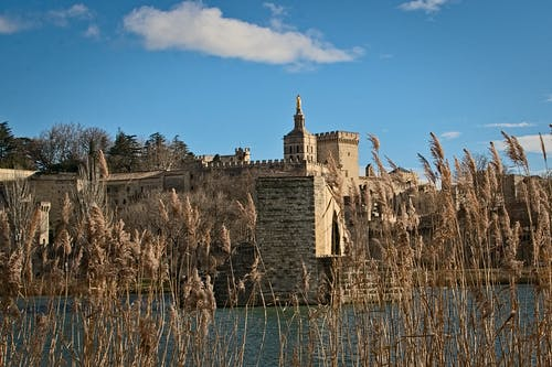 Immagine gratuita di famoso punto di riferimento, fleuve, paesaggio, palazzo